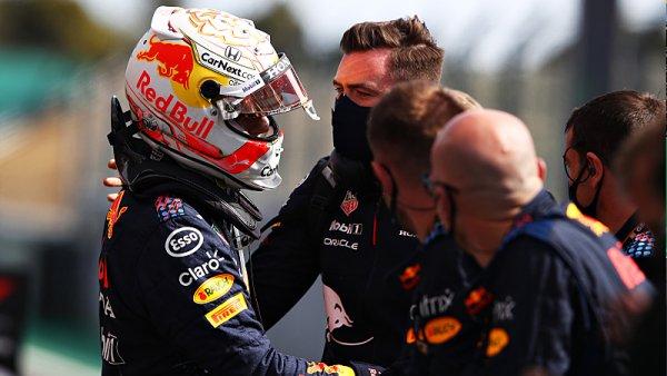 Verstappen doufá, že se do Algarve nevrátí