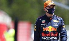 Verstappen zůstává klidný
