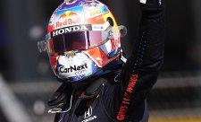 Verstappen potvrdil roli favorita a vyhrál domácí závod