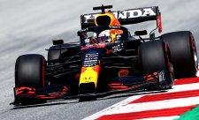 Verstappen vzal rychle Mercedesu vítr z plachet