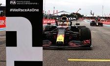 Verstappen jezdil v perfektním voze