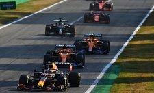 Verstappen očekává Hamiltonův útok