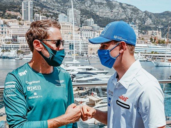 Schumacher bere dobré rady od Vettela