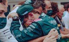 Vettel byl diskvalifikován z VC Maďarska