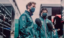 Aston Martin potvrdil Vettela se Strollem