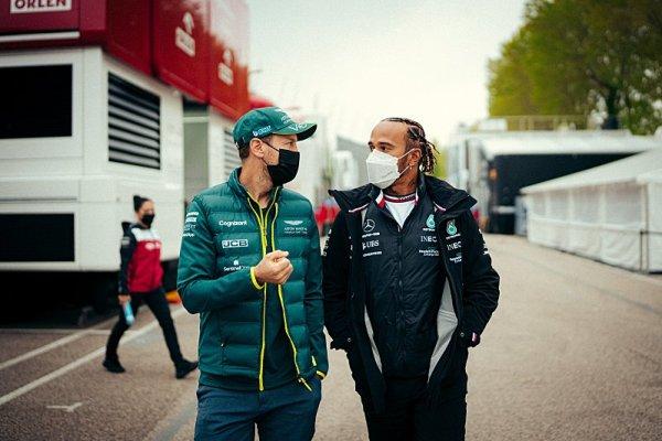 Kdo je Hamiltonovým největším rivalem?